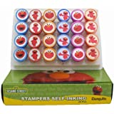 Elmo Stampers Party Favors (10 Stampers)
