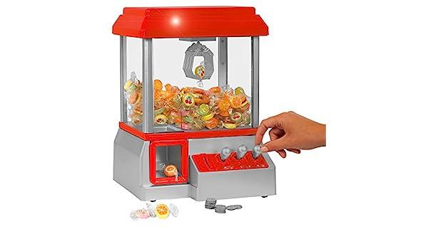 Máquina de gancho - Para golosinas - Con golosinas incluidas: Amazon.es: Alimentación y bebidas