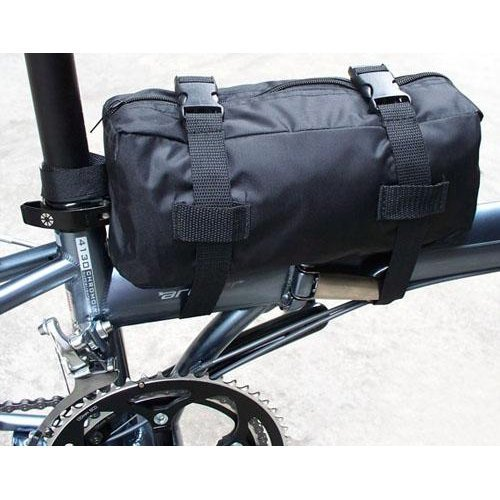 StillCool Folding Bike Bag 14 inch to 20 inch Bicycle Travel Carrier Bag Pouch,Bike Transport Case for Transport,Air Travel,Shipping (14-inch to 20-inch) by StillCool (Image #3)