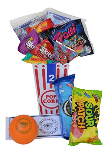 Movie Night Gift Bundle Care Package, Easter Basket, Christm