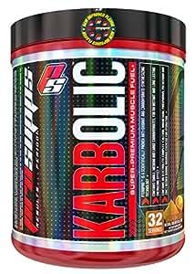 Pro Supps Karbolic Diet Supplement, Orange, Net weight 4.7 Pounds
