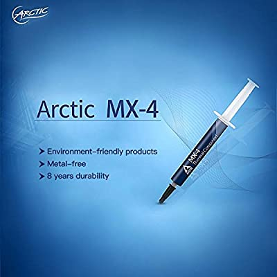 ARCTIC MX-4 2019 Edition - Thermal Compound Paste
