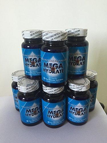 Megahydrate 10 Bottle Set by Phi Sciences