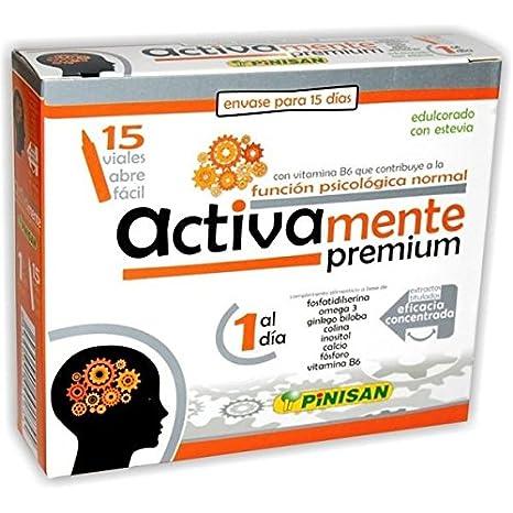 PINISAN - ACTIVAMENTE 15 vial PINISAN: Amazon.es: Salud y cuidado personal