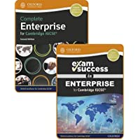 Complete Enterprise for Cambridge IGCSE (R): Student Book & Exam Success Guide Pack