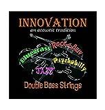 Innovation Double Bass Strings - Silver-Slap 90140SLP Set