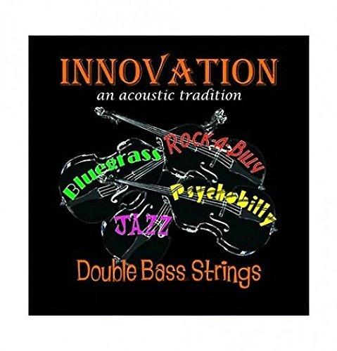 Innovation Double Bass Strings - Silver-Slap 90140SLP Set Strings & Things