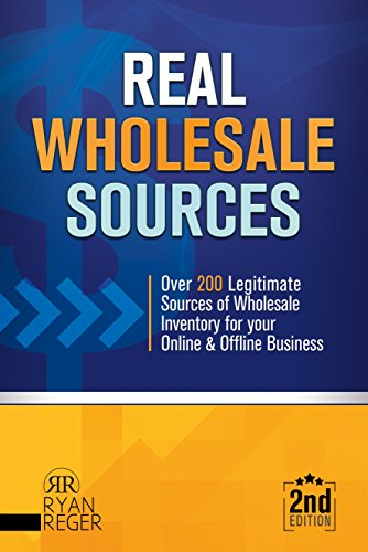 Amazon Com Real Wholesale Sources Over 200 Legitimate Sources Of