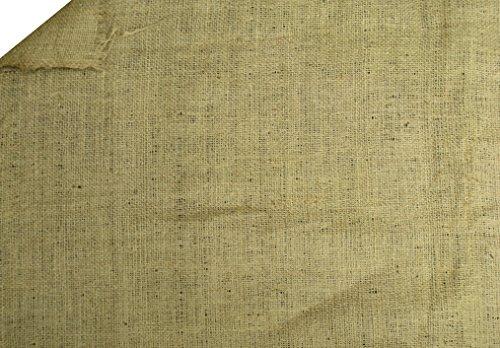 burlap upholstery fabric - 3