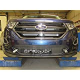 Blue Ox BX2673 Tow Bar Base Plate Incl. Removable Attachment Tabs Install Time 5 hrs. Tow Bar Base Plate