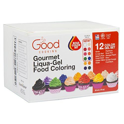 Good Cooking Food Coloring Liqua Gel