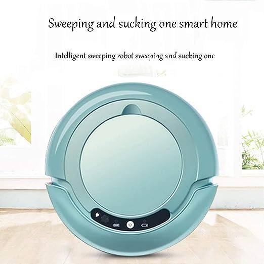 MISJIA Robot Aspirador, con cámara de Limpieza automática de casa ...
