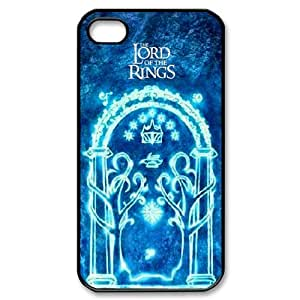 Fashion Funny The Lord of the Rings Apple Iphone 4S/4 Case Cover Game Door Gateway