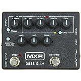 MXR M80 Bass D.I.+ Bass Guitar Preamp Distortion