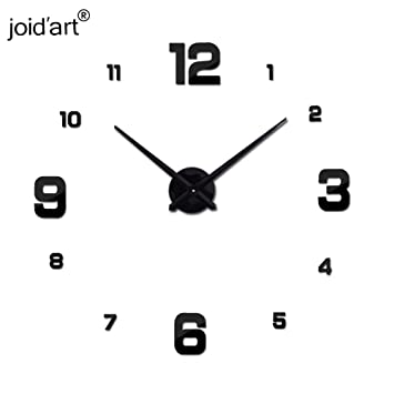 New Clock Wall Clocks Reloj De Pared Modern Design Horloge Watch Large Decorative Quartz Living Room