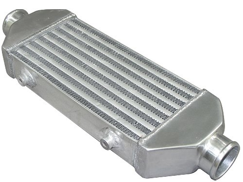 Front Mount Intercooler 19x6x2.5,Core Size 12X6X2