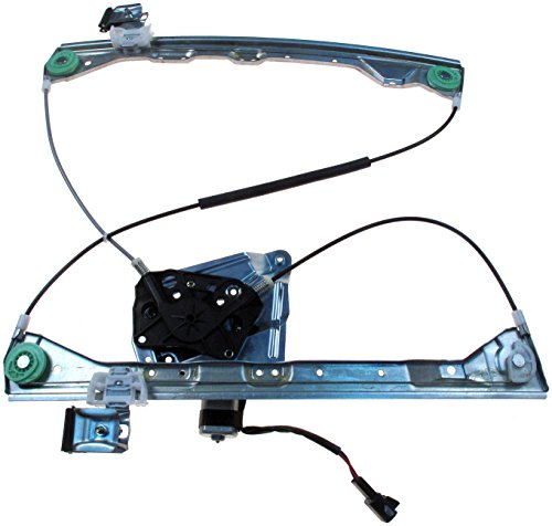 (Dorman 748-520 Rear Driver Side Power Window Regulator and Motor Assembly for Select Buick / Pontiac Models)