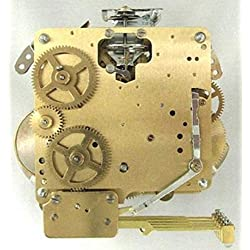 Hermle Creative Clock 340-020 Mantel Clock Movement (NB)