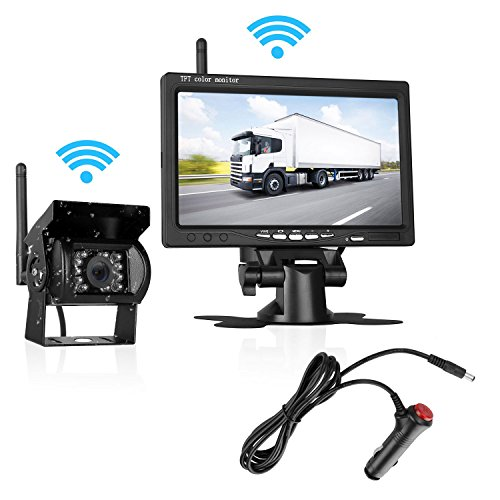 Wireless Backup Camera - 5