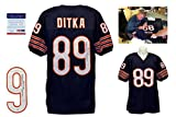 """Mike Ditka Autographed Navy Jersey - - Chicago Bears SIGNED """"HOF 88 - PSA/DNA Certified - Autographed NFL Jerseys"""