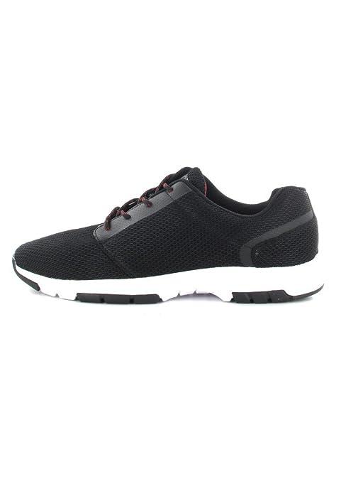 Sale Shadow - Herren Sneaker - Schwarz Schuhe in Übergrößen, Größe:47 Boras