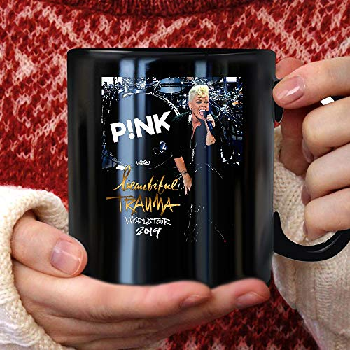 hot Poster Tour Pink in Beautiful trauma world tour 2019 62 Mug 11oz|Coffee Cup