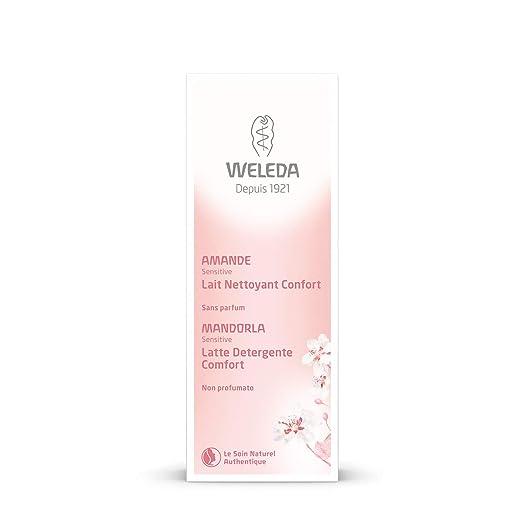 Weleda Cleansing Milk Set Of 1 Almond 75 0 Ml Beauty