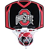 Ohio State Buckeyes Mini Basketball And Hoop Set