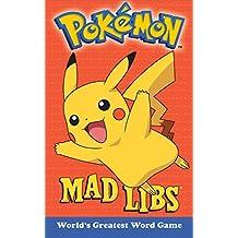 Pokemon Mad Libs