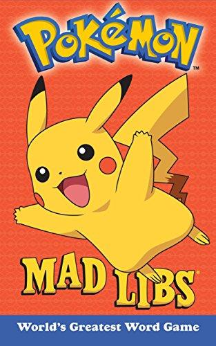Pokemon Mad Libs ()