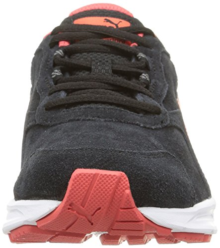 Puma Women's Descendant V3 Suede Training Running Shoes Noir (Black/Cayenne) YsEWW9V7M
