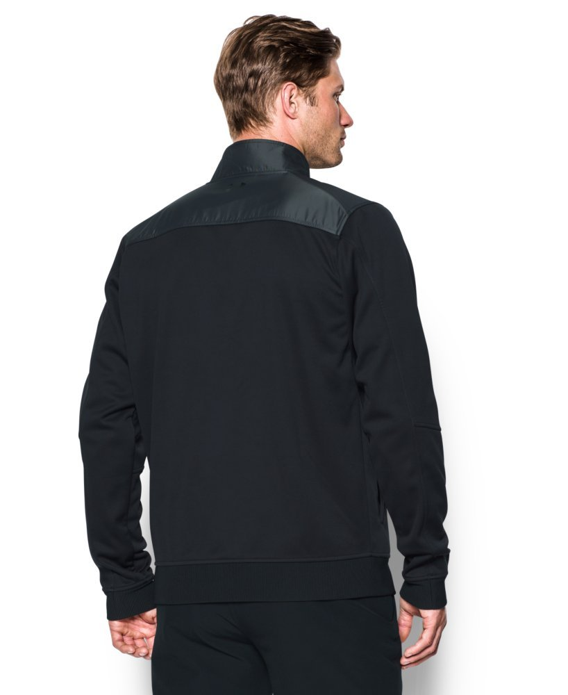 Under Armour UA Tips Golf Swacket MD Black by Under Armour (Image #2)