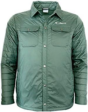 Men's Mt. MicKinley Shirt Water Resistant Light Insulated Jacket