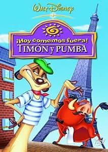 Timón y Pumba:Hoy comemos fuera [DVD]