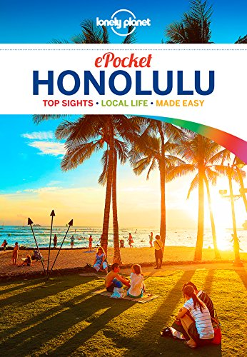 Lonely Planet Pocket Honolulu (Travel Guide) cover