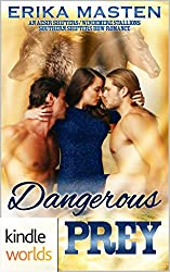 Southern Shifters: Dangerous Prey (Kindle Worlds Novella)