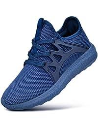 Kids Sneaker Mesh Breathable Athletic Running Tennis Shoes for Boys Girls