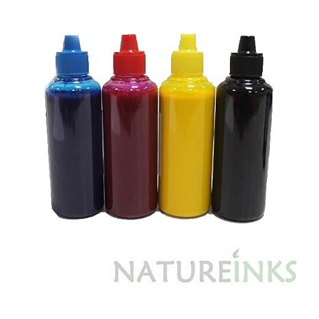 4 botes de tinta para impresora de recambio para ropa dye kit de ...