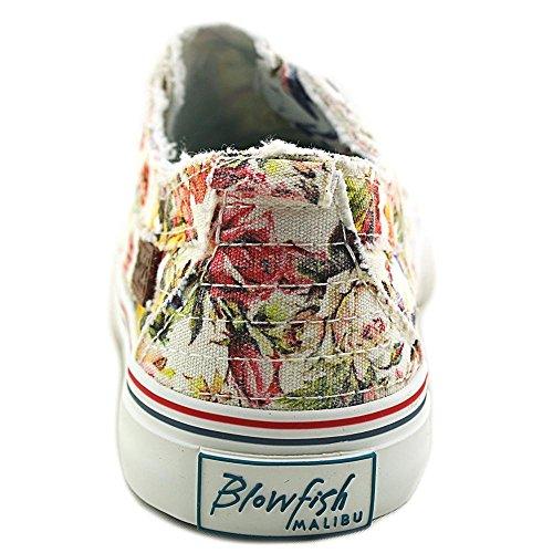 Blowfish Vrouwen Spelen Fashion Sneaker Gebroken Wit Gewassen Mystieke Tuin Stretch