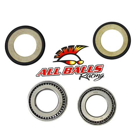 All Balls Steering Stem Bearing Kit for Kawasaki GPz ZX Triumph Yamaha