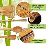 BambooMN Matcha Whisk Set - Golden Chasen