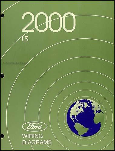 2000 Lincoln LS Wiring Diagram Manual Original: Ford Motor Company:  Amazon.com: BooksAmazon.com