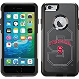 Coveroo Commuter Series Case for iPhone 6 Plus - Retail Packaging - Stanford University Gray Watermark