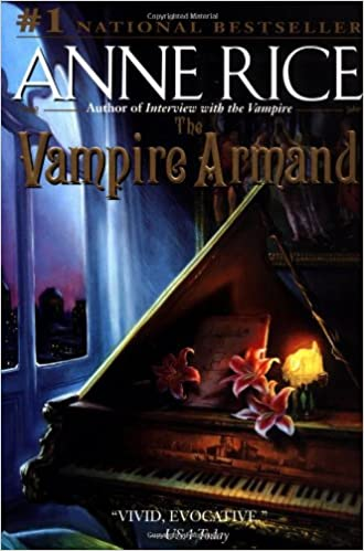 The Vampire Armand Amazon Fr Anne Rice Livres Anglais Et