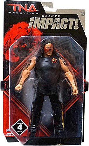 TNA DELUXE IMPACT 4 ABYSS ACTION FIGURINE