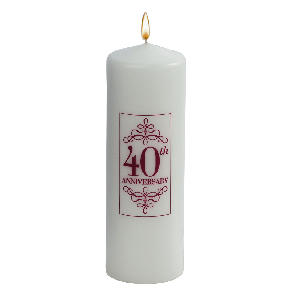 Jamie Lynn Wedding 40th Anniversary Collection, Unity Candle 10-235