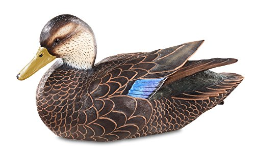 - Wild Wings Black Duck Small Decoy by Sam Nottleman