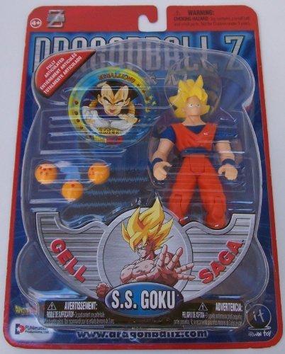 - Dragonball Z S.S. Goku Cell Saga Figure by Irwin Toy [並行輸入品]
