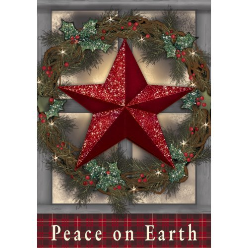 Peace On Earth Outdoor Light in US - 8