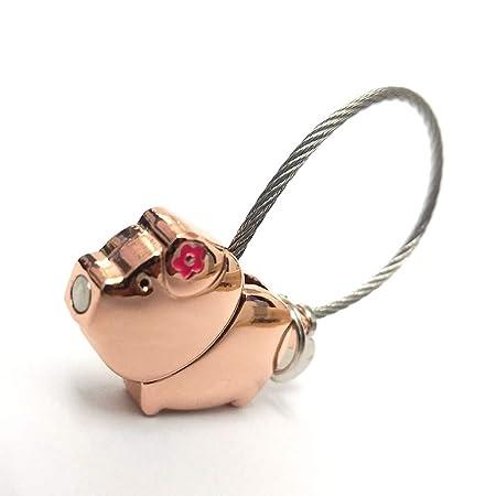 Amazon.com: Vosarea - Llavero de 2 piezas con diseño de ...